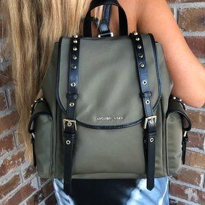 NWT Michael Kora Studded Backpack
